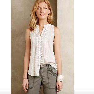 Meadow Rue Anthropologie Jensen Tank Top
